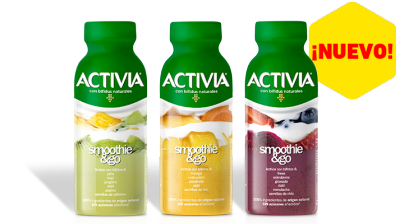 Activia Smoothies x1